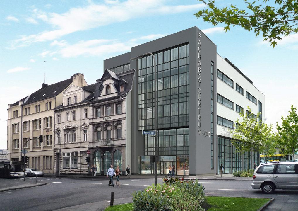 Ärztezentrum Siegburg