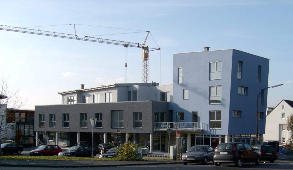 Mehrfamilienhaus Niederkassel